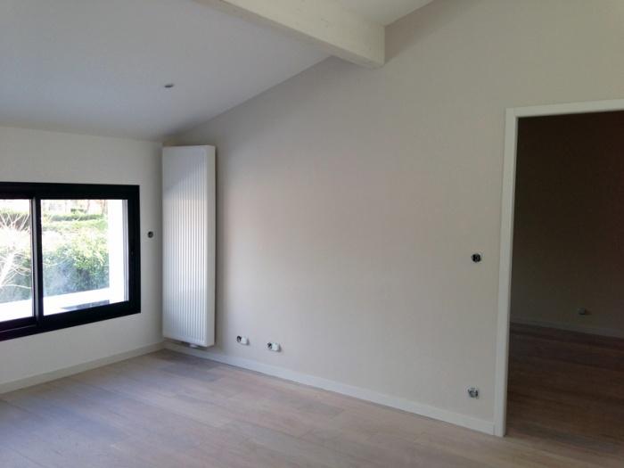 Construction d'une maison d'habitation : mezzanine