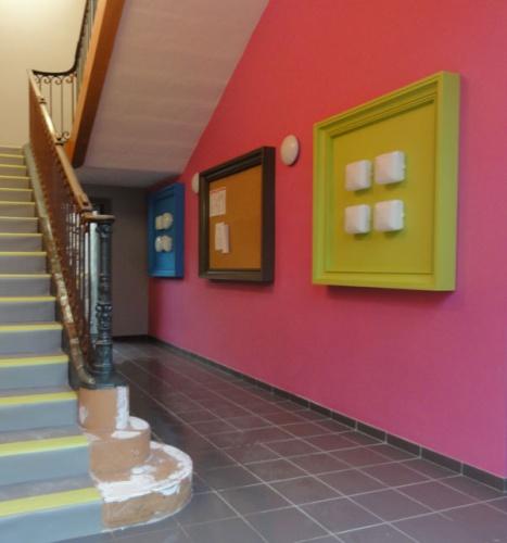Ecole primaire Henri IV : luminaires créés