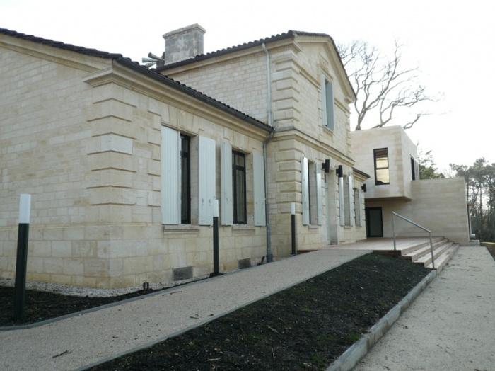 Rénovation & extension de la Mairie de Sadirac