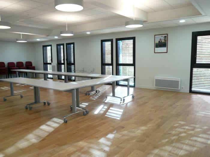 Rénovation & extension de la Mairie de Sadirac : sad conseil 1