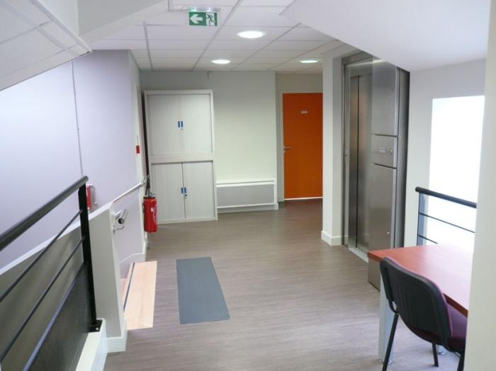 Rénovation & extension de la Mairie de Sadirac : sad int 1