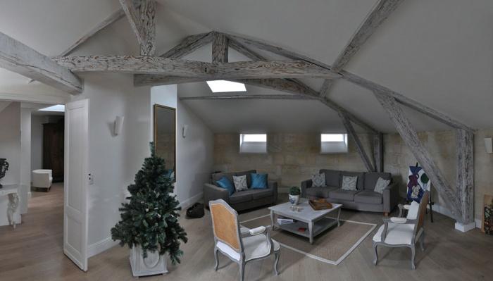 Sous les toits de Bordeaux