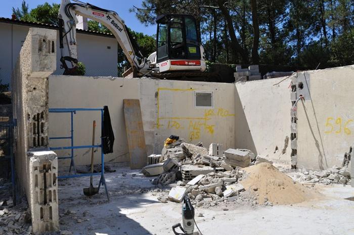 Maison Au Cap Ferret : Bat0606-0007