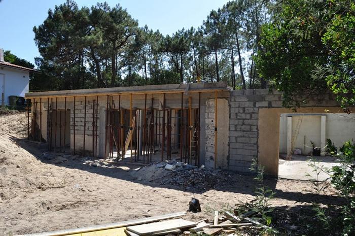 Maison Au Cap Ferret : Bat0614-0058