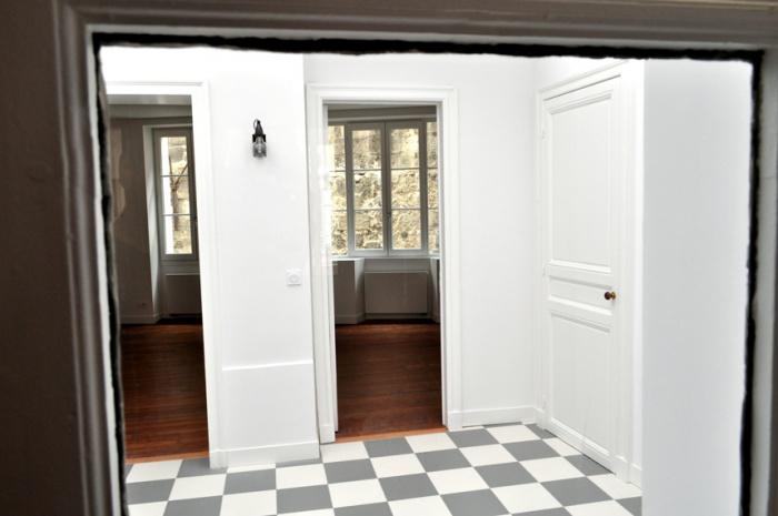 un premier étage aux Chartrons : DSC_0035