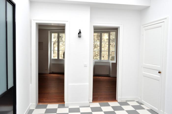 un premier étage aux Chartrons : DSC_0037
