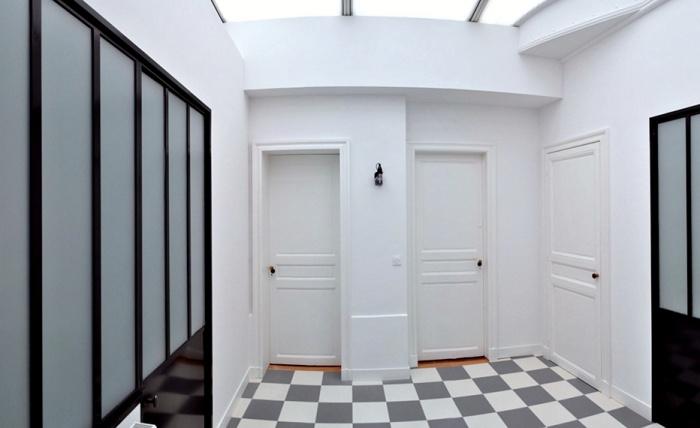 un premier étage aux Chartrons