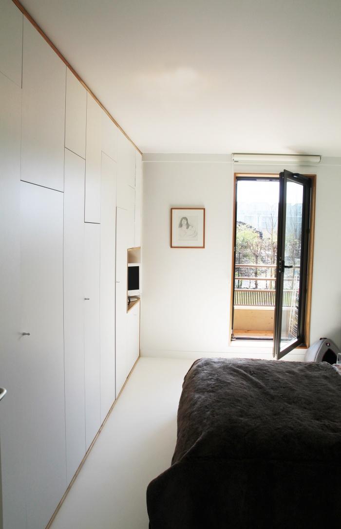118 design d 39 architectes for Appartement bordeaux jardin botanique