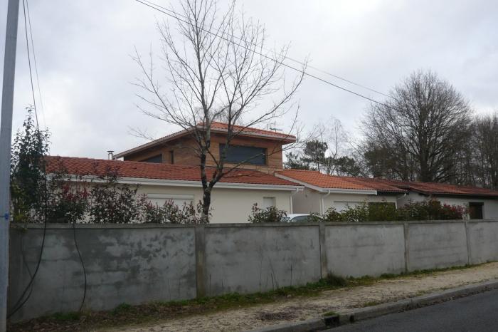 Surélévation et Réamémagement d'une habitation : P1070998.JPG