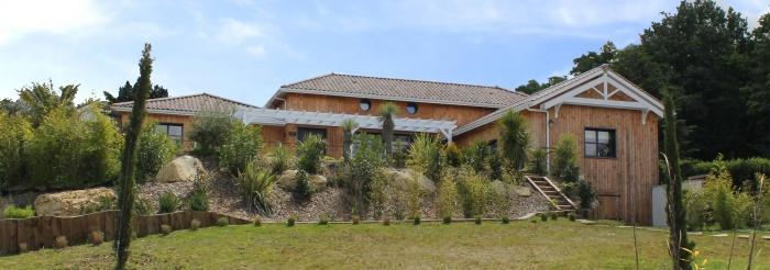 Réhabilitation et extension d'une maison individuelle : 111