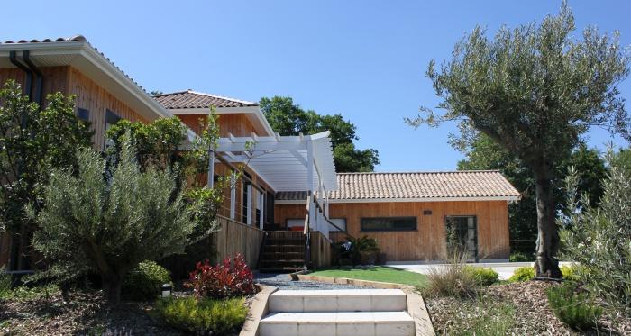 Réhabilitation et extension d'une maison individuelle : 22