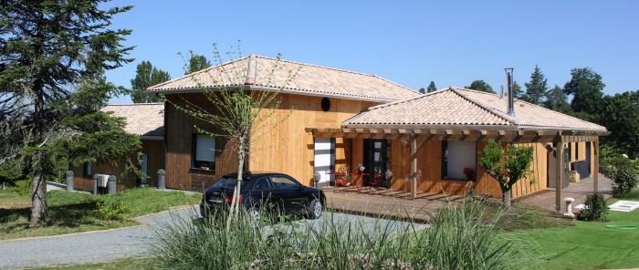 Réhabilitation et extension d'une maison individuelle : orard 025