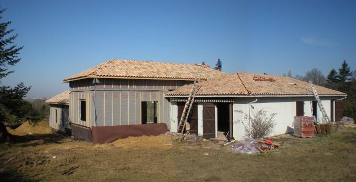 Réhabilitation et extension d'une maison individuelle : DSCN6041