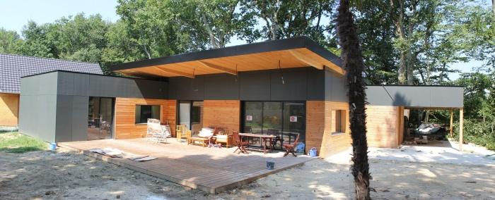 Deco Chambre Mickey : une maison individuelle construction d une maison en ossature bois