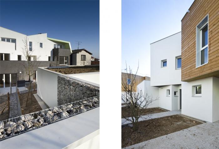 In situ architecture projet - Bureau de change vitry sur seine ...