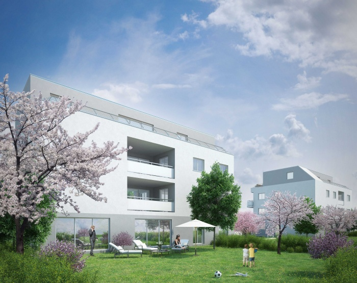 Bureaux médicaux et logements collectifs à Lormont