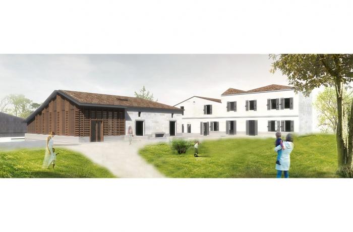 Rehabilitation d'une maison et création d'une salle de réception : image_projet_mini_71975