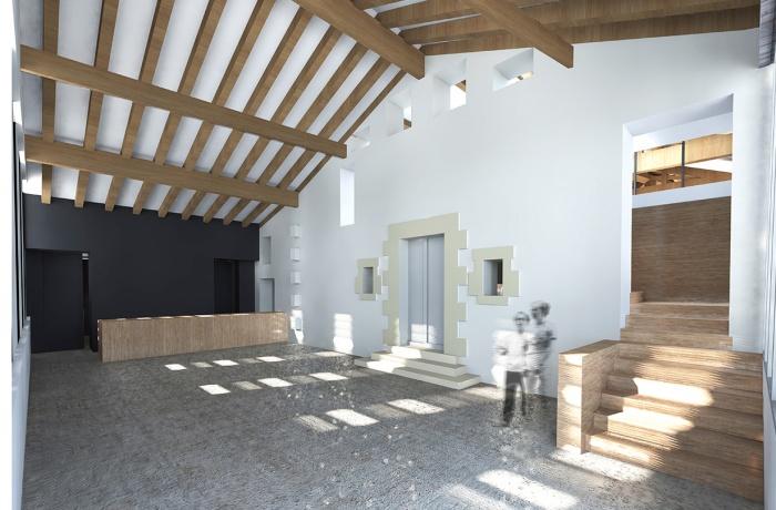 Rehabilitation d'une maison et création d'une salle de réception : lalande3_6