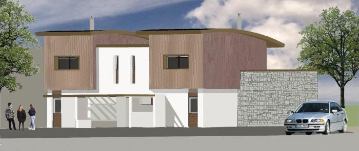 Un projet réalisé par sarl atelier MGDLB architecture