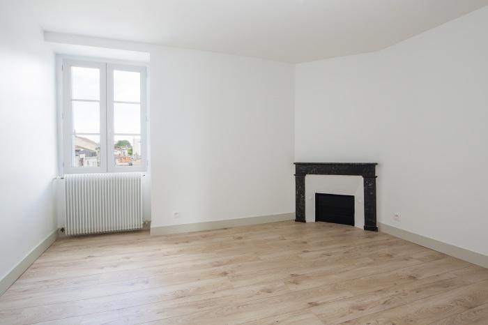 Réaménagement d'un appartement : chambre 1