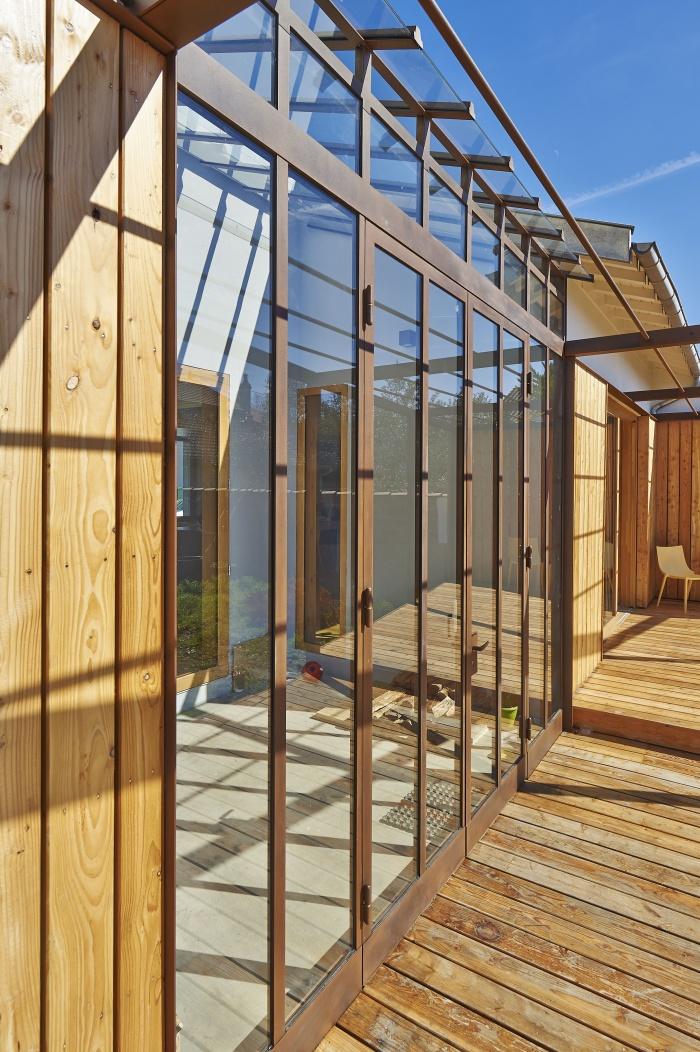 architectes maison bacalan bordeaux. Black Bedroom Furniture Sets. Home Design Ideas
