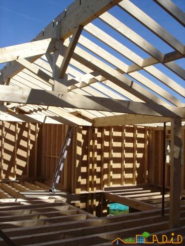 Intégration d'une maison neuve dans une ferme désafectée : MAison JOA-Salignac (2).JPG