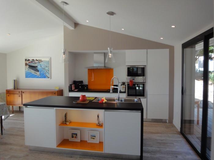 Extension d'une villa canon au Cap-Ferret 2014 : DSC05684.JPG
