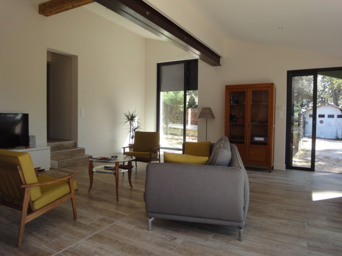 Extension d'une villa canon au Cap-Ferret 2014 : DSC05693.JPG