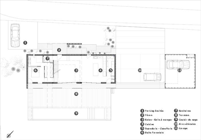 Maison l'Estelle : CER_02_PlanRdC