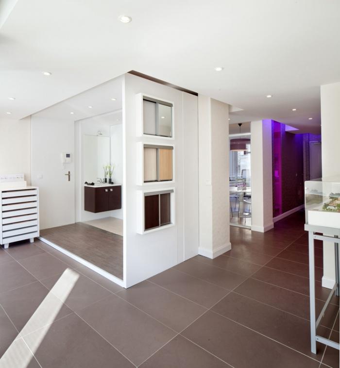 Showroom promoteur immobilier