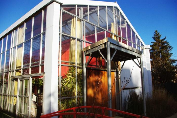 architectes 39 la serre 39 maison bioclimatique libourne. Black Bedroom Furniture Sets. Home Design Ideas