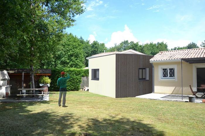 Extension Maison M
