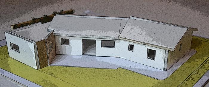 Architectes extension maison m saint for Appartement josephine bordeaux