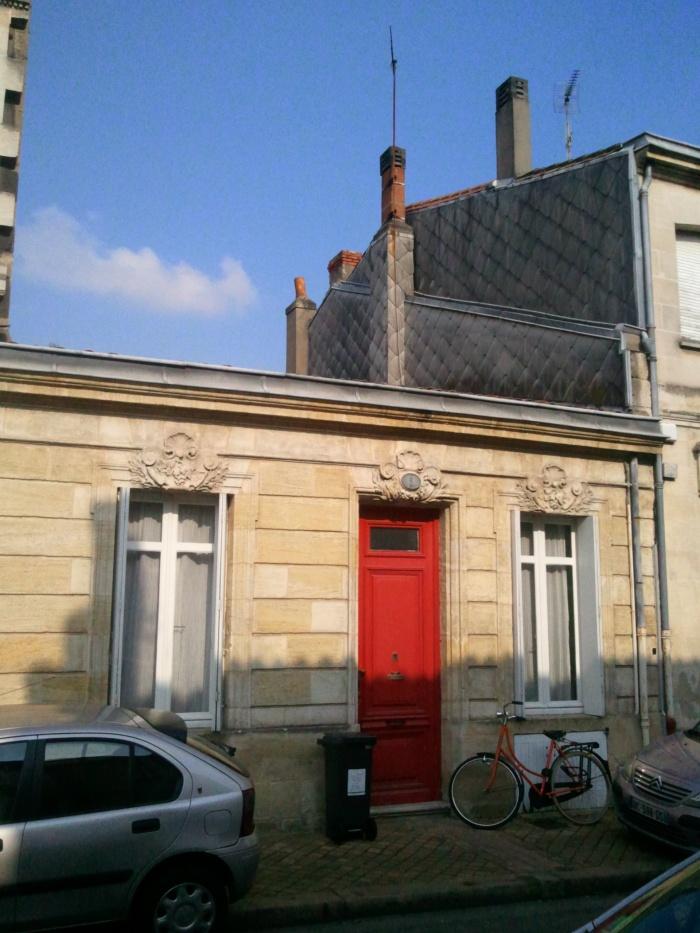Maison BM : façade2