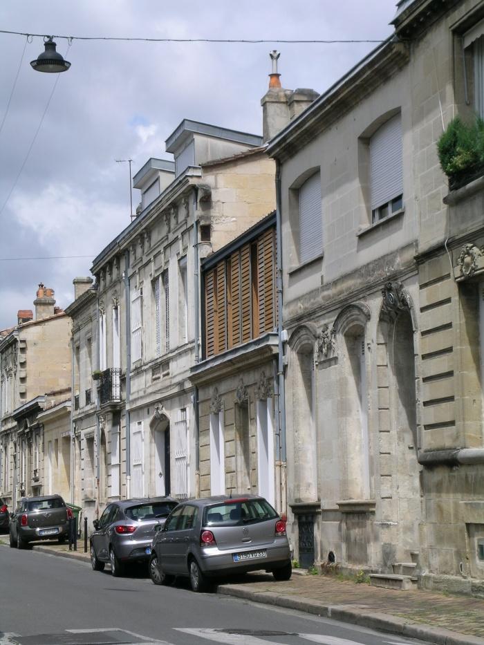 Maison BM : façade sur rue après travaux 3