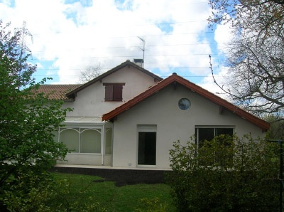 Extension de maison à Pessac