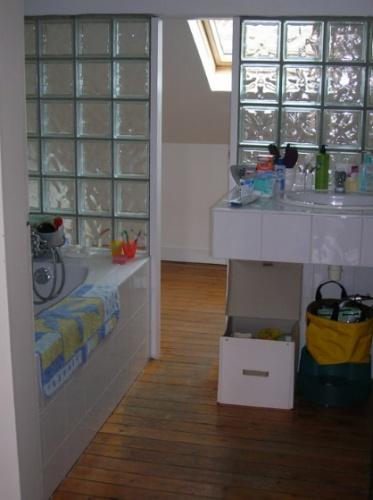 Atelier dans le jardin et rénovation de maison : larq3