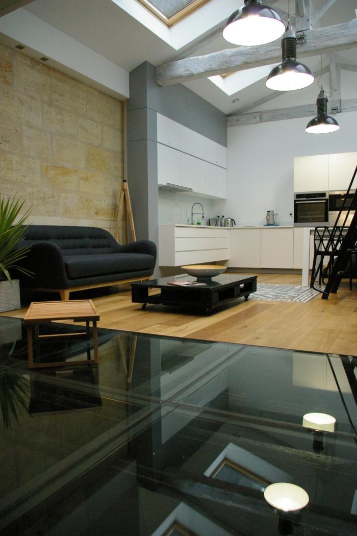 Appartement aux Chartrons