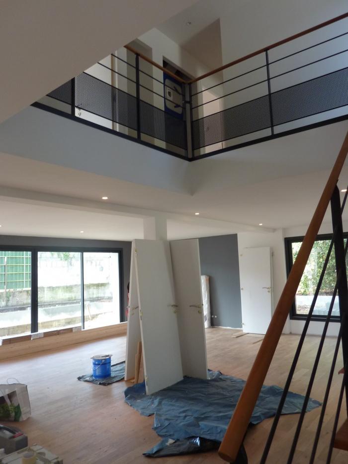 Maison contemporaine basse consommation : P1170056.JPG