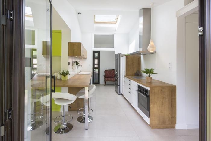 Réaménagement d'une maison d'habitation : cuisine3
