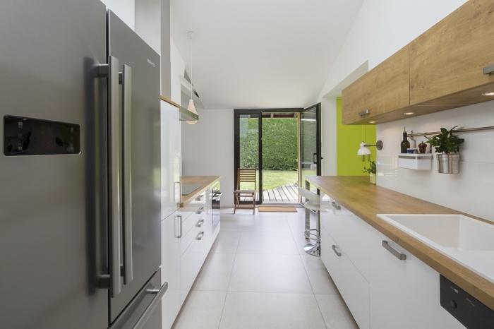 Réaménagement d'une maison d'habitation : cuisine4