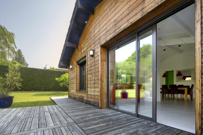 Réaménagement d'une maison d'habitation
