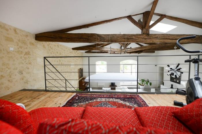 rénovation habitation et locaux professionnels : mezzanine.jpg