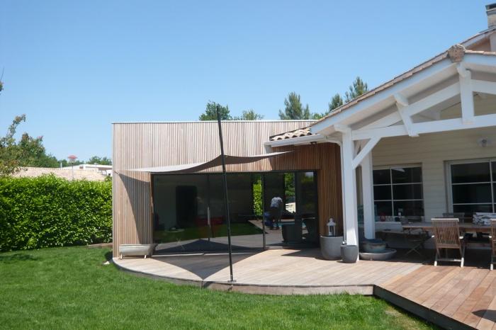 Extension et Réamenagement d'une maison existante : P1080927.JPG