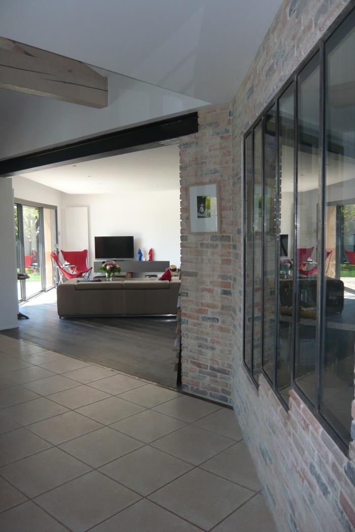 Extension et Réamenagement d'une maison existante : P1080960.JPG