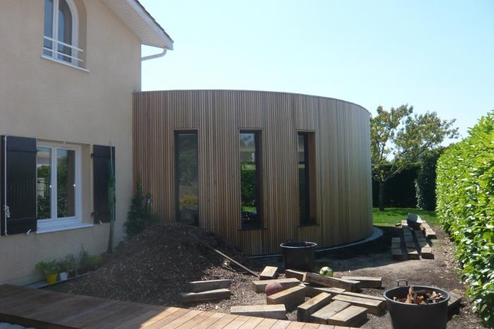 Extension et Réamenagement d'une maison existante : P1080992.JPG