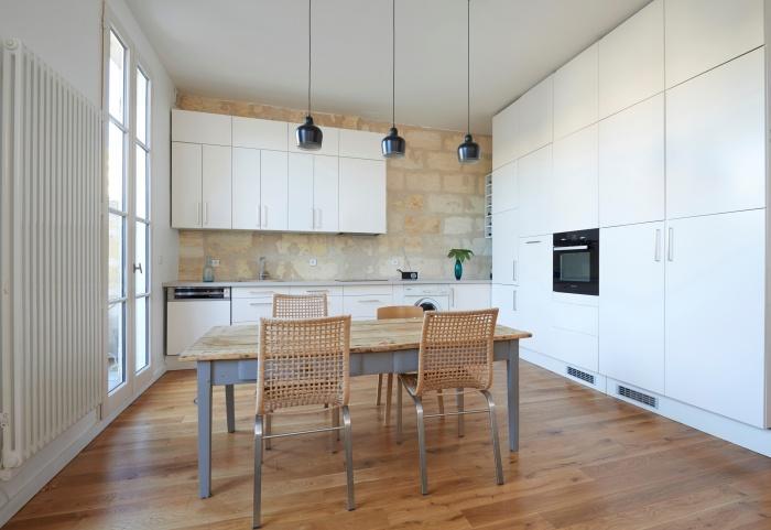 Grand meuble de cuisine meuble sous evier cuisine mr for Meuble cuisine grande hauteur
