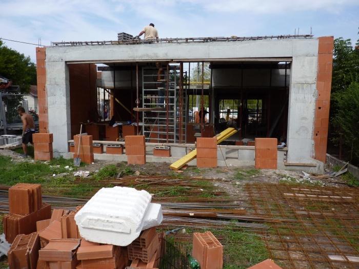 Construction maison contemporaine à Pessac respectant la RT 2012 : PES 4