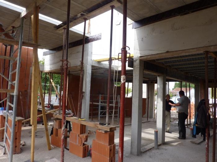Construction maison contemporaine à Pessac respectant la RT 2012 : PES 5