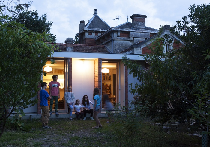 Maison bourgeoise : PIAT14